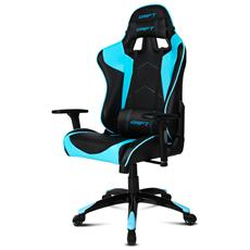 Sedia Gaming Drift DR300 colore Nero / Blu