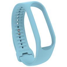Braccialetto Fitness Touch Large - Azzurro