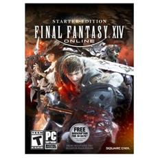 PC - Final Fantasy XIV Online Starter Edition