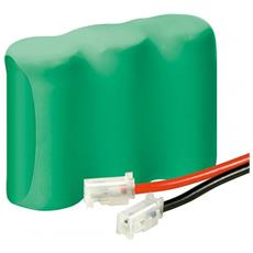 IBT-HR6-700U - Batterie ricaricabili NiMH 2/3AA 700 mAh 3.6V connettore universale