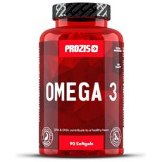 Omega 3 90 Softgels Qualità Epa Dha Cervello Pressione Sanguigna Cardiovascolare -