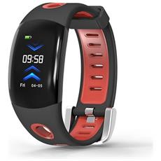 Smart Band Dm11 Waterproof Ip68 Activity Tracker Fitness Cardio Pedometro Rosso