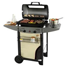 Barbecue Expert Deluxe in Ghisa
