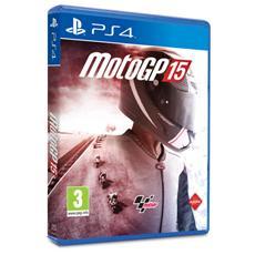 PS4 - Moto GP 15