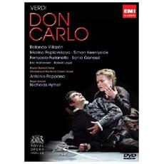 Verdi - Don Carlo - Pappano / Villazon (2 Dvd)