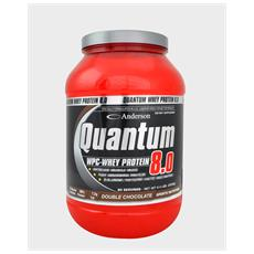 Quantum Wpc 8.0 800g (gusto American Cookies) Whey Protein Proteine Siero Del Latte