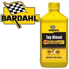 1 Litro Bardahl Additivo Auto Top Motori Diesel Pulitore Pulizia Iniettori Olii