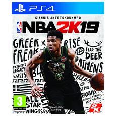 PS4 - NBA 2K19 (Steelbook Edition)
