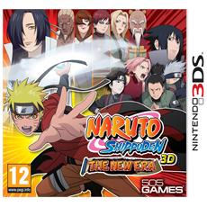 N3DS - Naruto Shippuden 3D The New Era