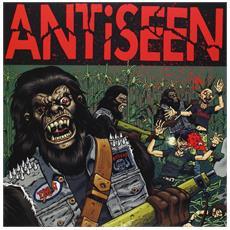 "Antiseen - Antiseen / brodys Militia (7"")"