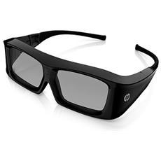Occhiali 3D HP Per Televisione - Shutter - Trasmettitore 3D