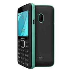"Lubi 4 Nero / Menta Dual Sim Display 1.77"" +Slot MicroSD con Bluetooth, Radio e Fotocamera - Italia"
