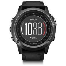 Fenix 3 HR Sapphire GPS Impermeabile Smart Notification e connettività wireless via Bluetooth - Europa