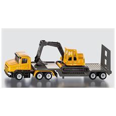 D / C Camion+rimorchio+escavator