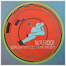Eero Koivistoinen Music Society - Wahoo (Blue Vinyl)