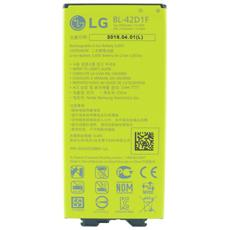 Battery 2700mah 3.85v 10.4wh Bl-42d For Lg G5
