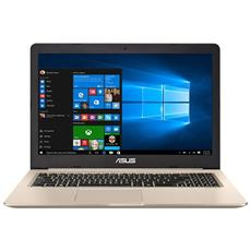 "Notebook VivoBook Pro 15 N580VN Monitor 15.6"" Full HD Intel Core i7-7700HQ Quad Core Ram 4GB Hard Disk 1TB Nvidia GeForce MX150 2GB 1xUSB 3.1 1xUSB 3.0 Windows 10 Home"