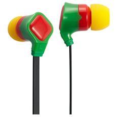 GV-EB9-RT Verde, Rosso, Giallo Intraurale Auricolare cuffia