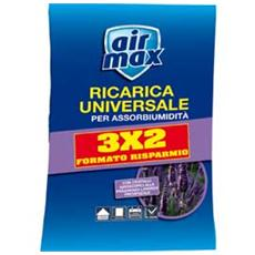 busta sali assorbiumidita' air max da 3 ricariche lavanda