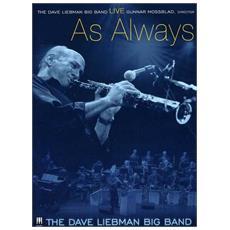 Dave Liebman Big Band (dvd) - Live \ as Always