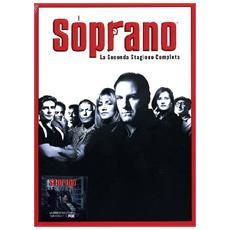 I Soprano - Stagione 02 (4 Dvd)