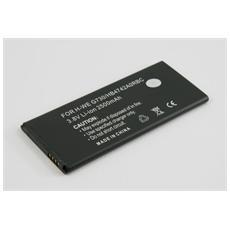 Batteria Potenziata Hb4742a0rbc Compatibile Huawei Ascend G730 Honor 3c 2500ma