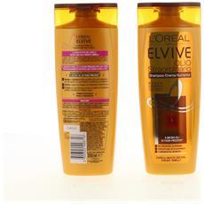 Shampoo 250 Crema Olio Straordinario