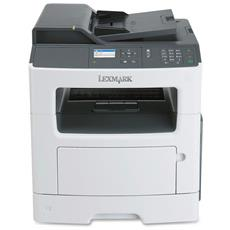 Stampante Multifunzione MX317dn 1200 x 1200DPI Laser B / N Stampa Copia Scansione Fax A4 33 ppm Ethernet USB