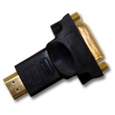 HDMI / DVI-D HDMI DVI-D Nero cavo di interfaccia e adattatore