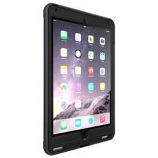 """T21-5097 9.7"""" Cover a guscio Nero compatibile Apple iPad Air"""
