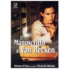 Dvd Manoscritto Di Van Hecken (il)