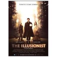 The illusionist. L'illusionista
