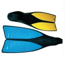 Pinne Swim Fins con Sacca Taglia 33-35