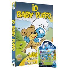 Dvd Puffi (i) -io Baby Puff+minifig. Puffi