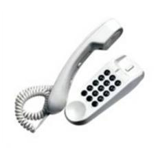 Telefono Bistandard da Tavolo e Parete - Mini Bianco