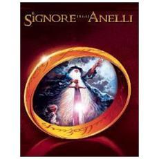 DVD SIGNORE DEGLI ANELLI (IL) (cartone)