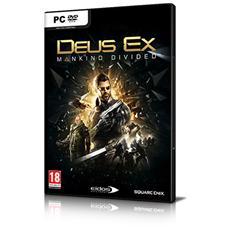 PC - Deus Ex: Mankind Divided