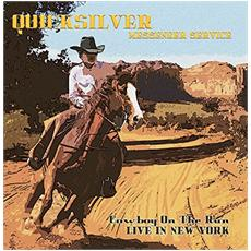 Quicksilver Messenger Service - Cowboy On The Run Live In New York 180gr