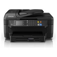EPSON - Stampante Multifunzione WF-2760DWF Stampa Copia Scansione Inkjet a Colori A4 Wireless / USB