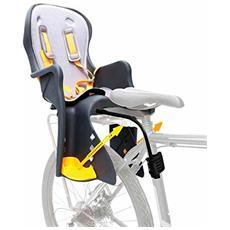 Maurer 2108010 - Seggiolino Per Biciclette Cicli Posteriore