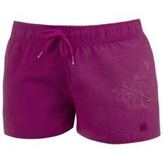 Pantaloncini Layla Beachsort Viola Xs