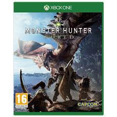 XONE - Monster Hunter World