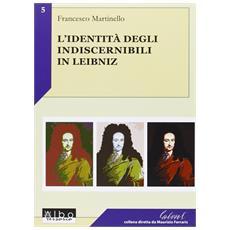 L'identità degli indiscernibili in G. Leibniz