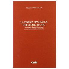 La poesia spagnola dei secoli d'oro