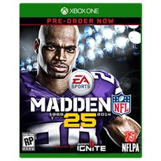 XONE - Madden NFL 25