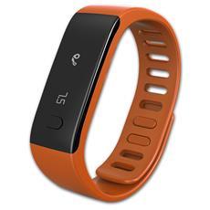 ZeFit con Bluetooth Sonno e Attività Giornaliera colore Arancione - Europa