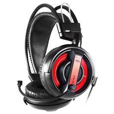 ICHG013R - Cuffie Gaming con Microfono Cobra 701 EHS013RE