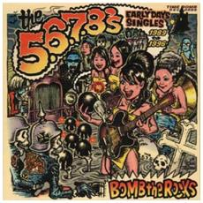 5,6,7,8's - Bomb The Rocks: Early Days Singles (2 Lp)