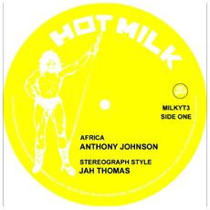 "Anthony Johnson / Jah Thomas / Barrington Levy / Rod Taylor - Africa / Stereograph Style / Wicked Intention / Promised Land (12"")"