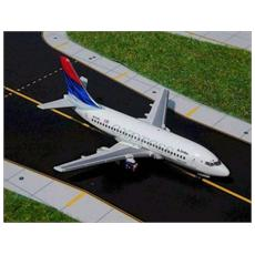 3557430 Boeing 737-200 Delta Expres 1/400 Modellino